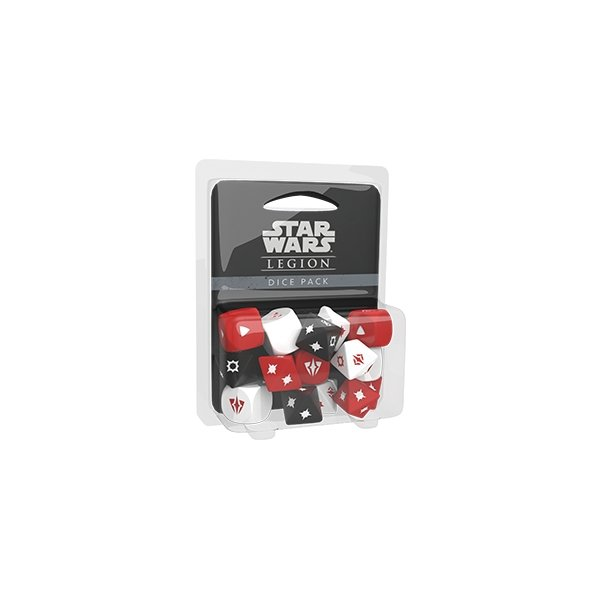 Star Wars Legion : Dice Pack - The Gaming Place