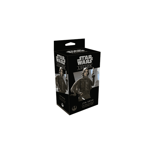 Star Wars Legion : Jyn Erso Commander Expansion - The Gaming Place