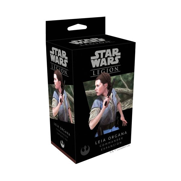 Star Wars Legion : Leia Organa Expansion - The Gaming Place