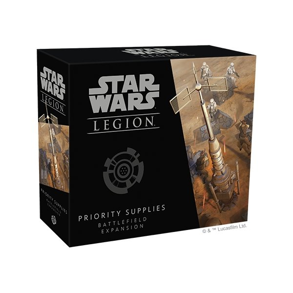 Star Wars Legion : Priority Supplies Battlefield Expansion - The Gaming Place