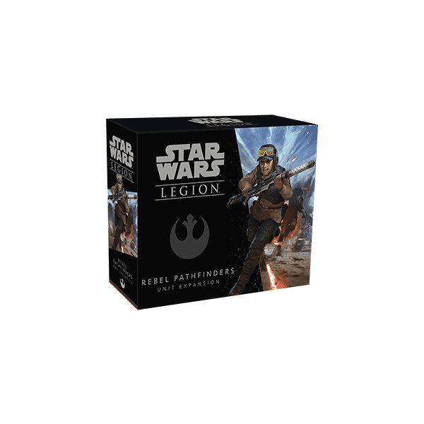 Star Wars Legion : Rebel Pathfinders Unit Expansion - The Gaming Place