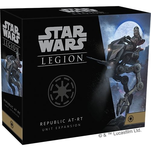 Star Wars Legion: Republic AT-RT Unit Expansion - The Gaming Place