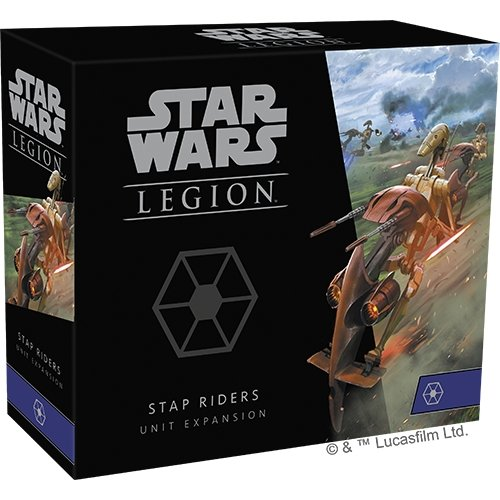 Star Wars Legion: STAP Riders Unit Expansion - The Gaming Place