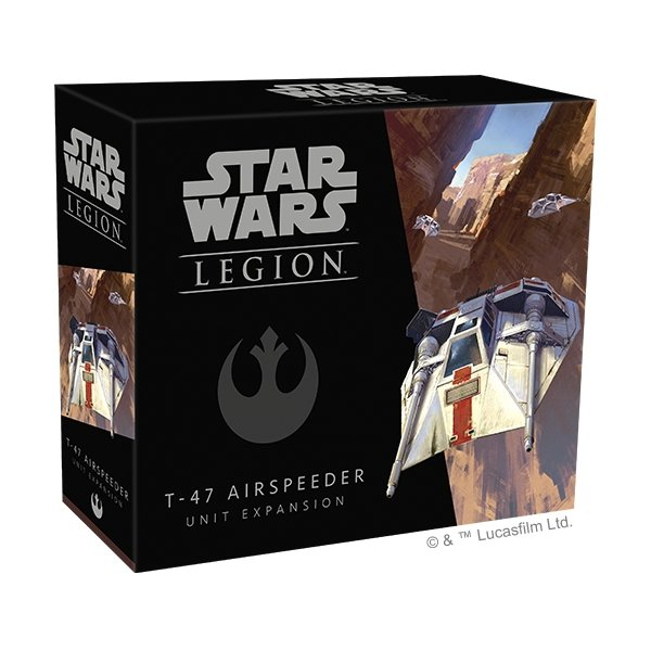 Star Wars Legion : T-47 Airspeeder Unit Expansion - The Gaming Place