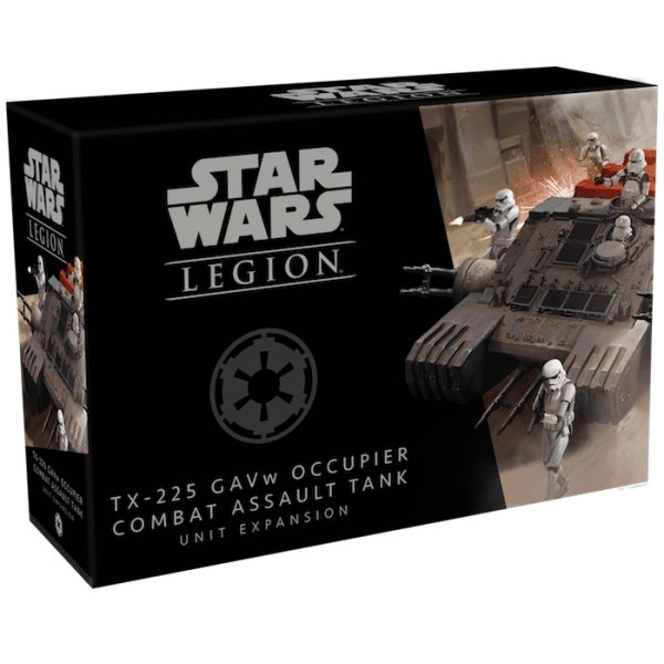 Star Wars Legion : TX-225 GAVw Occupier Combat Assault Tank Unit Expansion - The Gaming Place