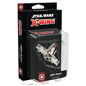 Star Wars X-Wing: LAAT/i Gunship Expansion Pack - The Gaming Place