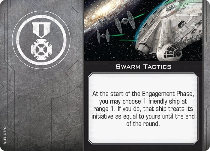 Swarm Tactics - The Gaming Place
