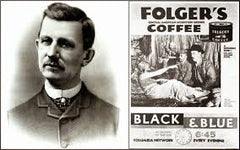 Coffee History James Folgers