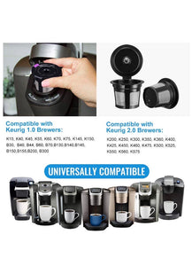 Reuseable K Cup