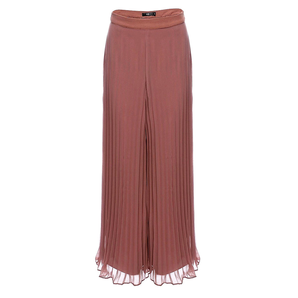 Woman lady muslim-black,khaki-floor length-two-layers chifon-high quality wide-leg pleated pants trousers LAY-SK9021
