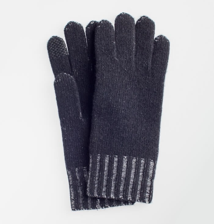 Extra Fine Merino Gloves with Integrated FIBREHEAT™ Self Heating Technology