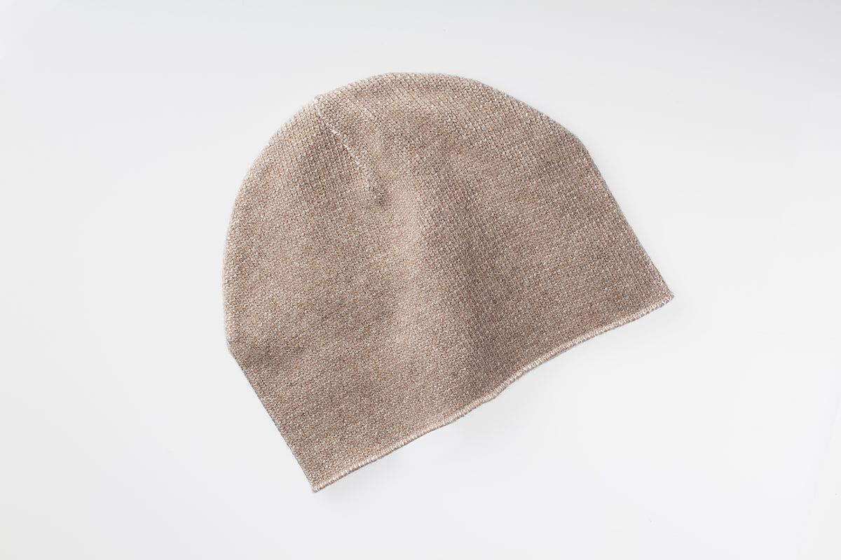 New Cashmere Hat with Integrated FIBREHEAT™ Self Heating Technology