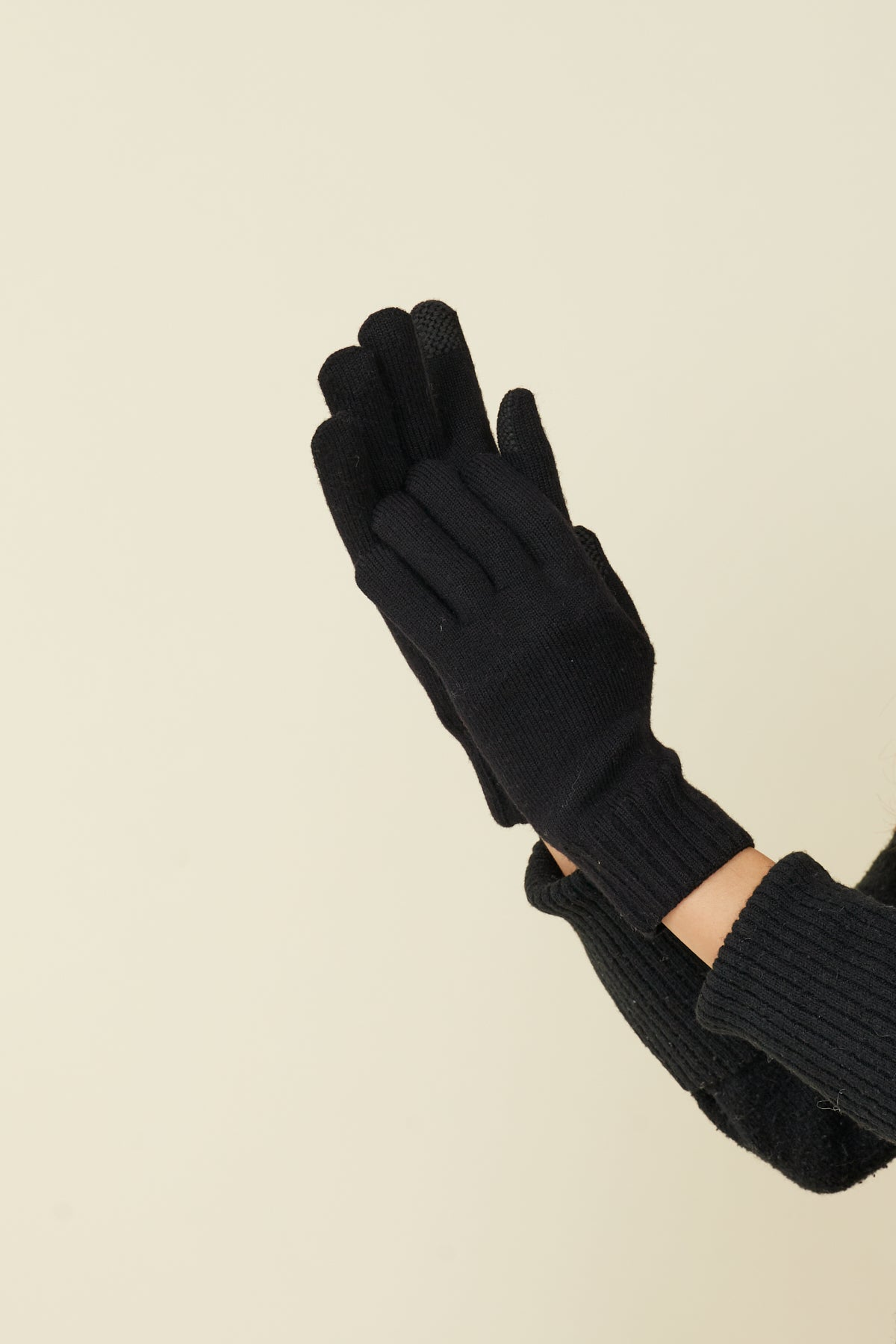 Unisex Fully Fashioned Extra Fine Merino Gloves