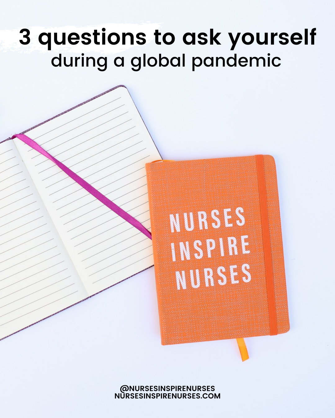 3 Questions To Ask Yourself During a Global Pandemic