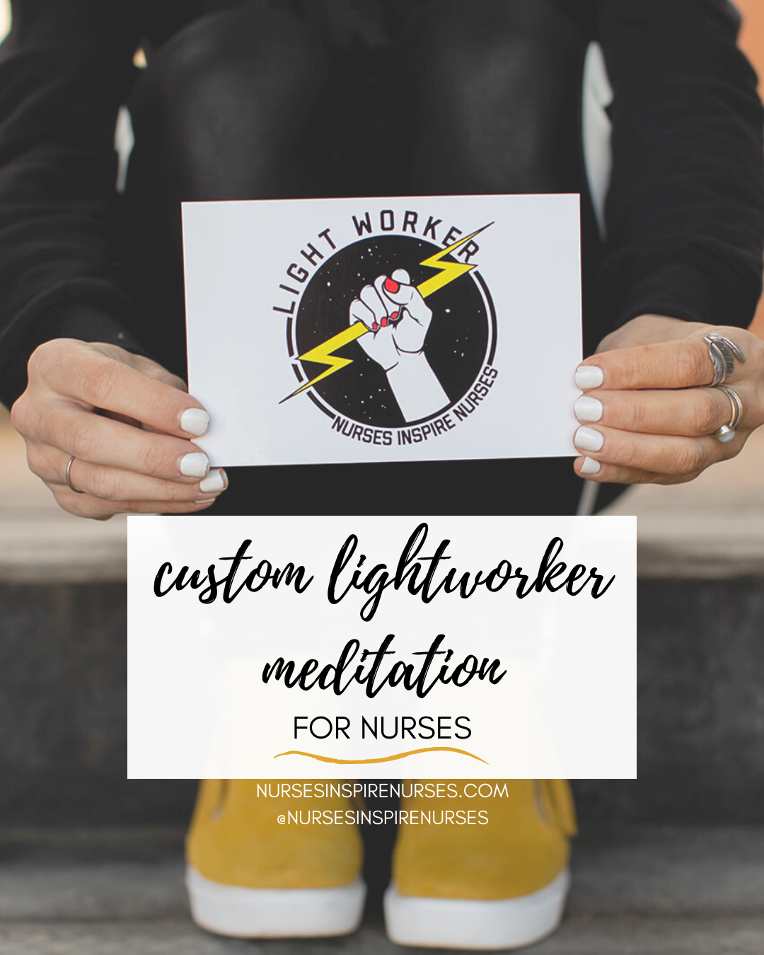 Custom Lightworker Meditation #2
