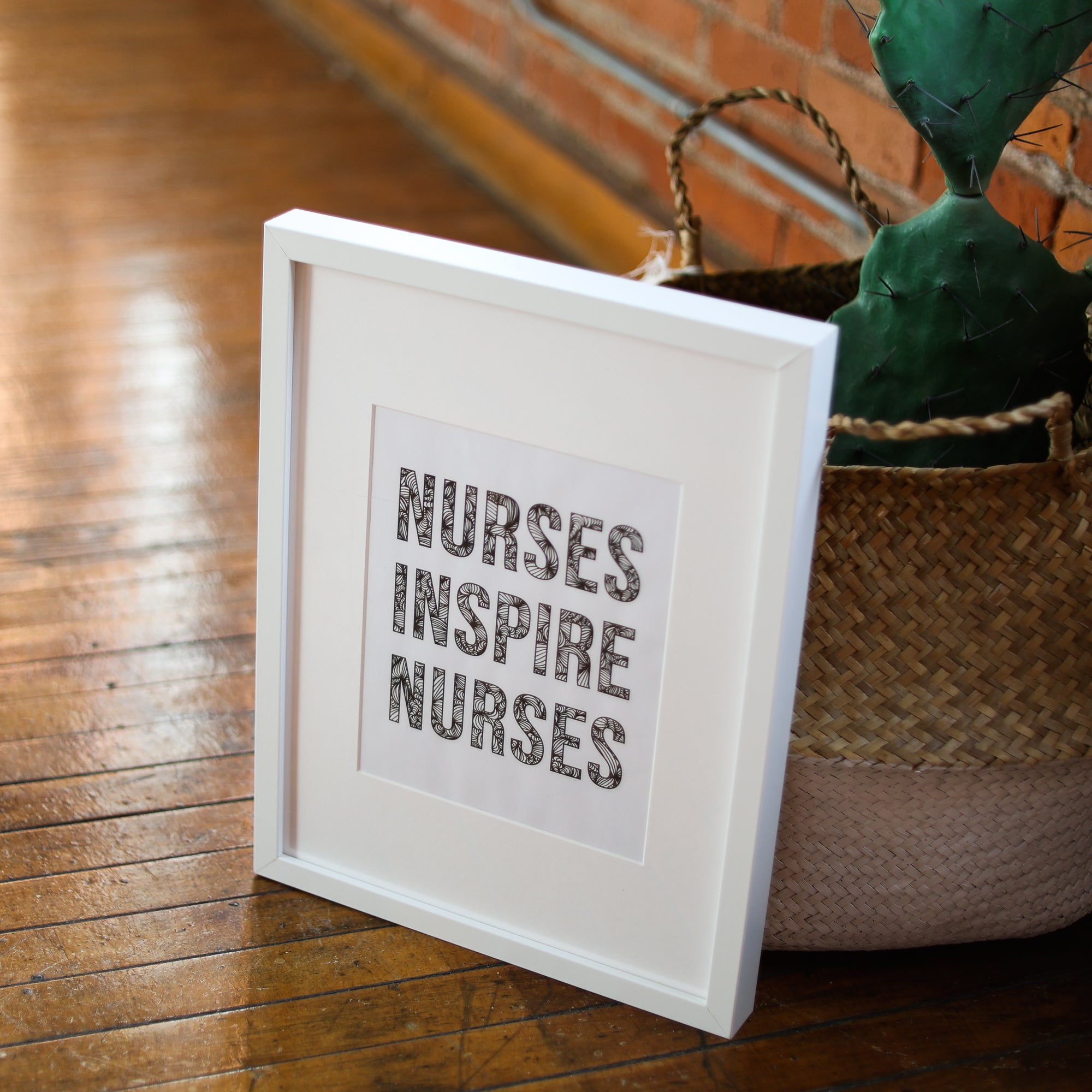Nurses Inspire Nurses Digital Download