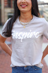 Inspire Cool Grey Women's Tee