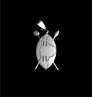 NGUNI SHIELD - SILVER