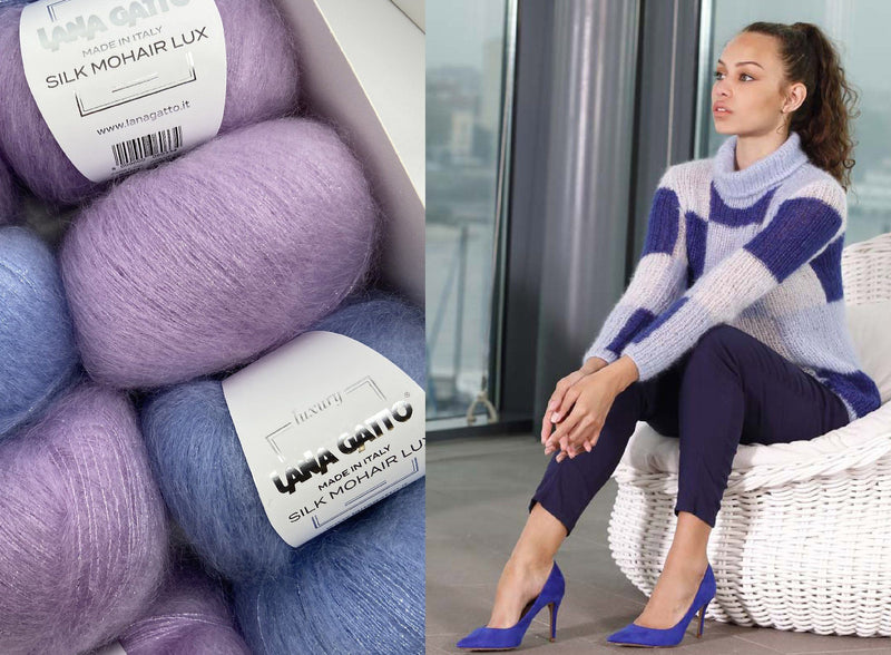 Italian Luxury and Elegance - Lana Gatto Yarns