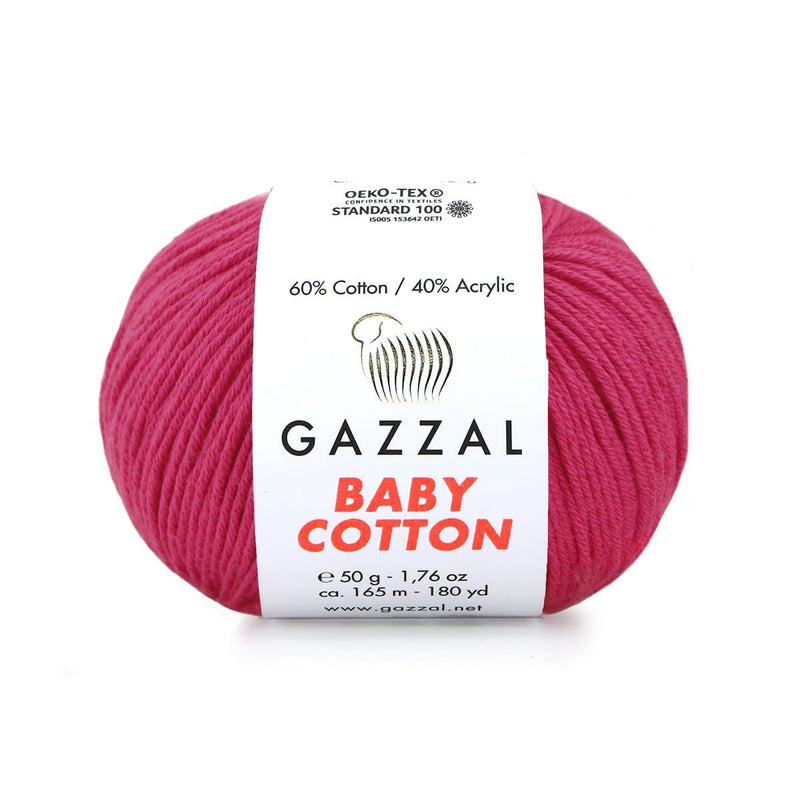 Gazzal Baby Cotton