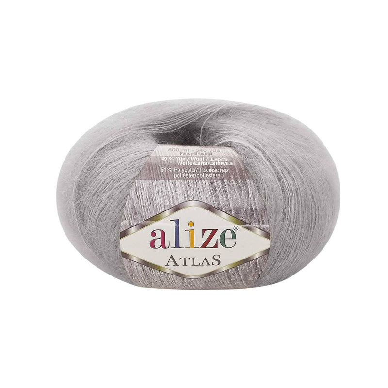 Alize Atlas Atlas Alize Atlas / Light Grey (200)