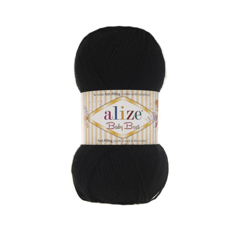 Alize Baby Best Alize Baby Best / Black (60)