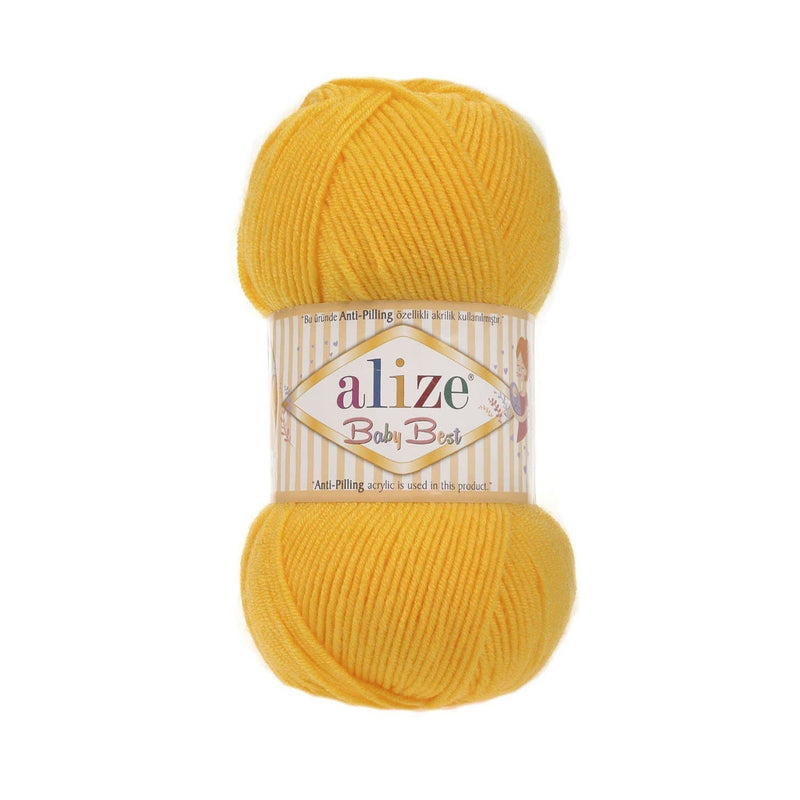 Alize Baby Best Alize Baby Best / Dark Yellow (216)