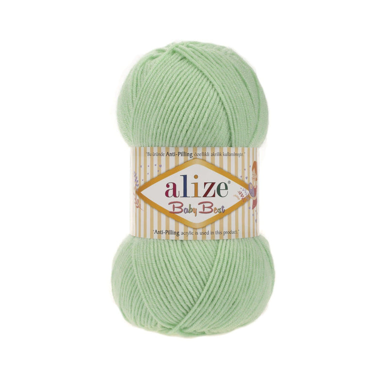 Alize Baby Best Alize Baby Best / Green (41)
