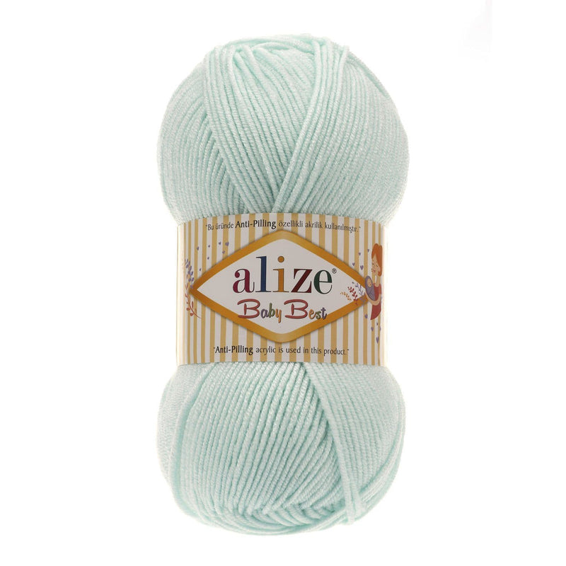 Alize Baby Best Alize Baby Best / Light Aqua (514)