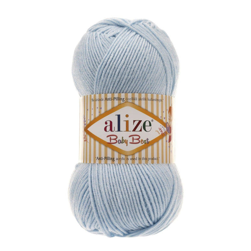 Alize Baby Best Alize Baby Best / Light Blue (183)