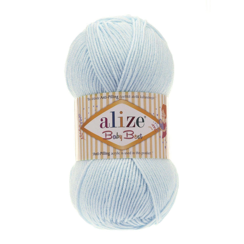 Alize Baby Best Alize Baby Best / Light Turquoise (189)