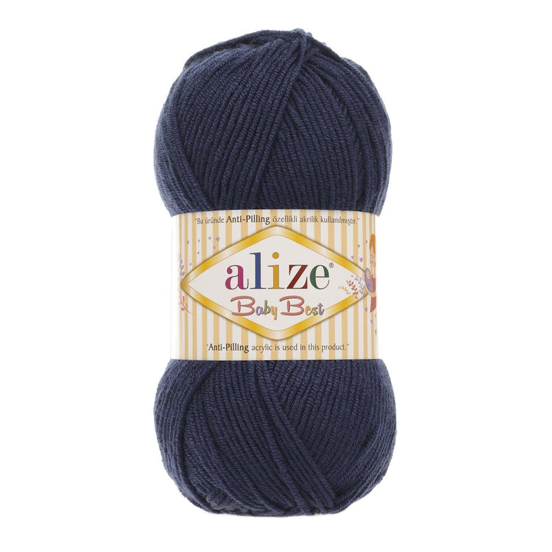 Alize Baby Best Alize Baby Best / Navy (58)