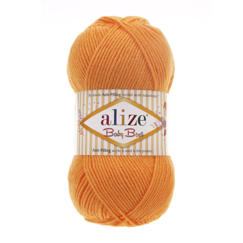 Alize Baby Best Alize Baby Best / Orange (336)