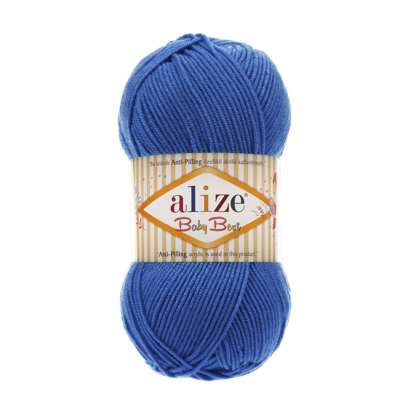 Alize Baby Best Alize Baby Best / Royal Blue (141)
