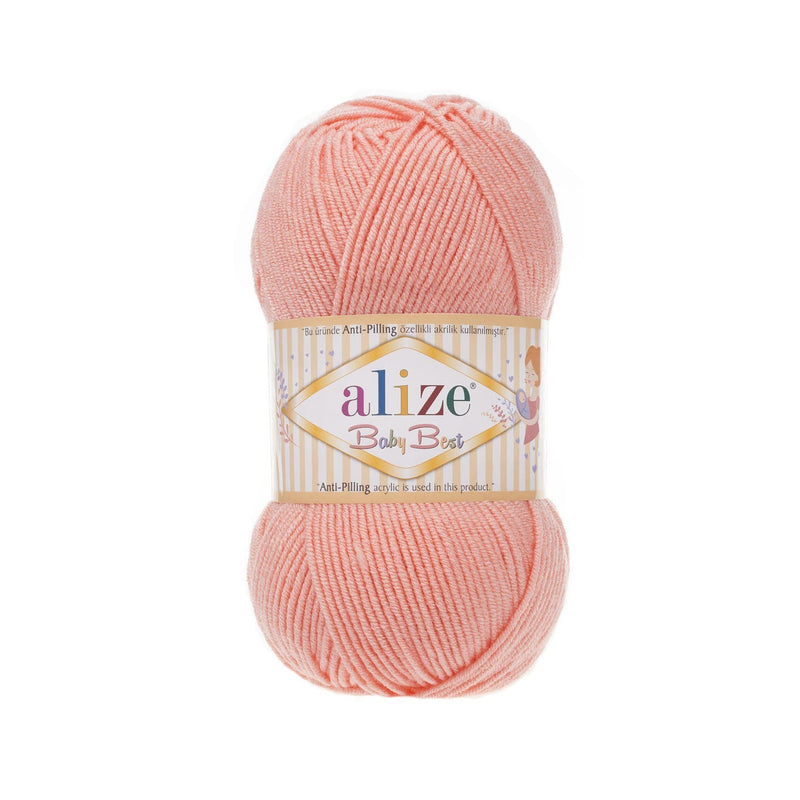 Alize Baby Best Alize Baby Best / Salmon (145)