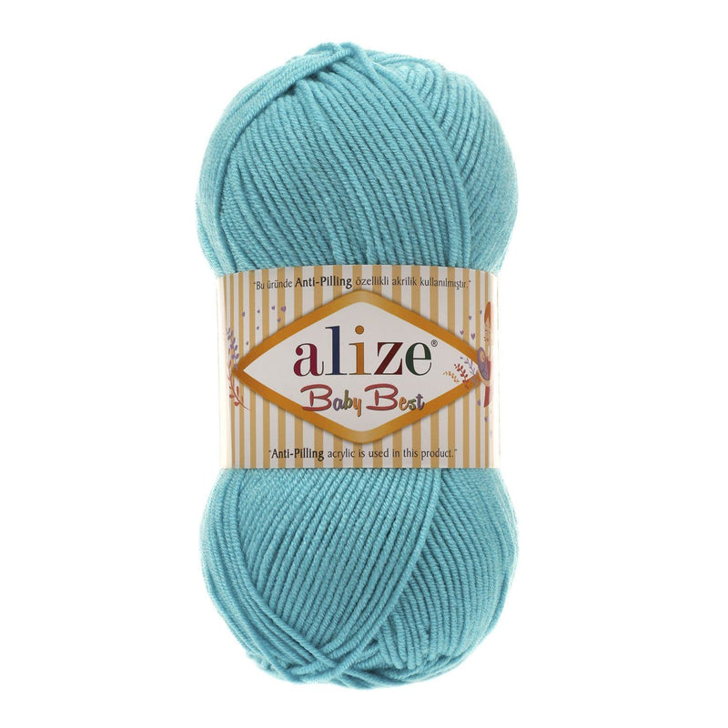 Alize Baby Best Alize Baby Best / Turquoise (287)