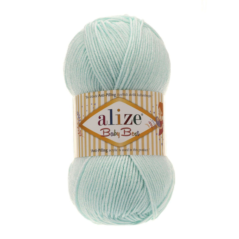 Alize Baby Best Alize Baby Best / Water Green (19)