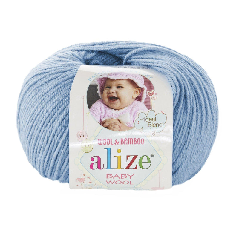 Alize Baby Wool Alize Baby Wool / Blue (350)