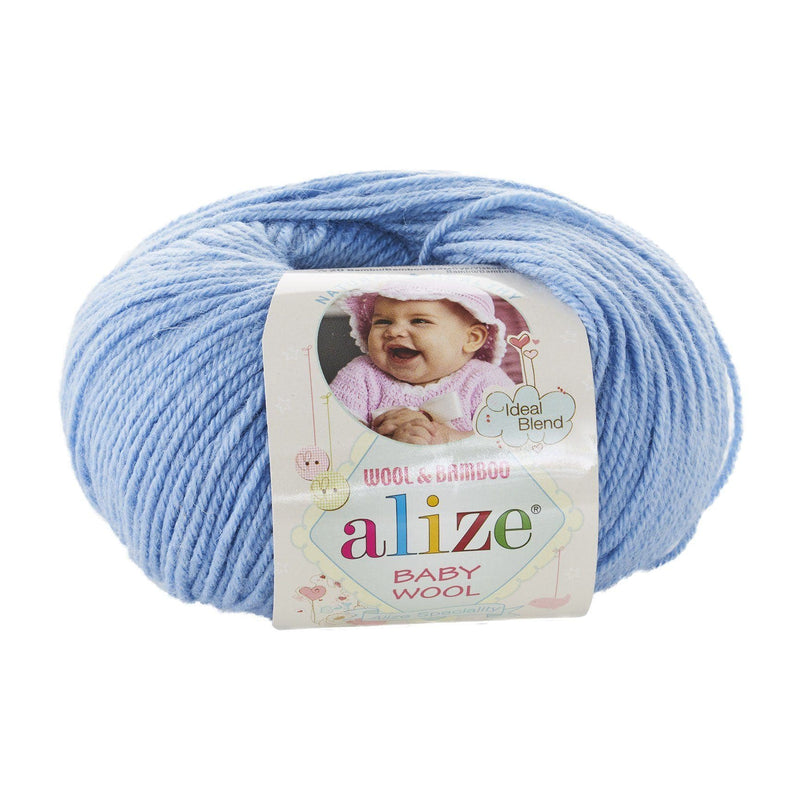 Alize Baby Wool Alize Baby Wool / Blue (40)