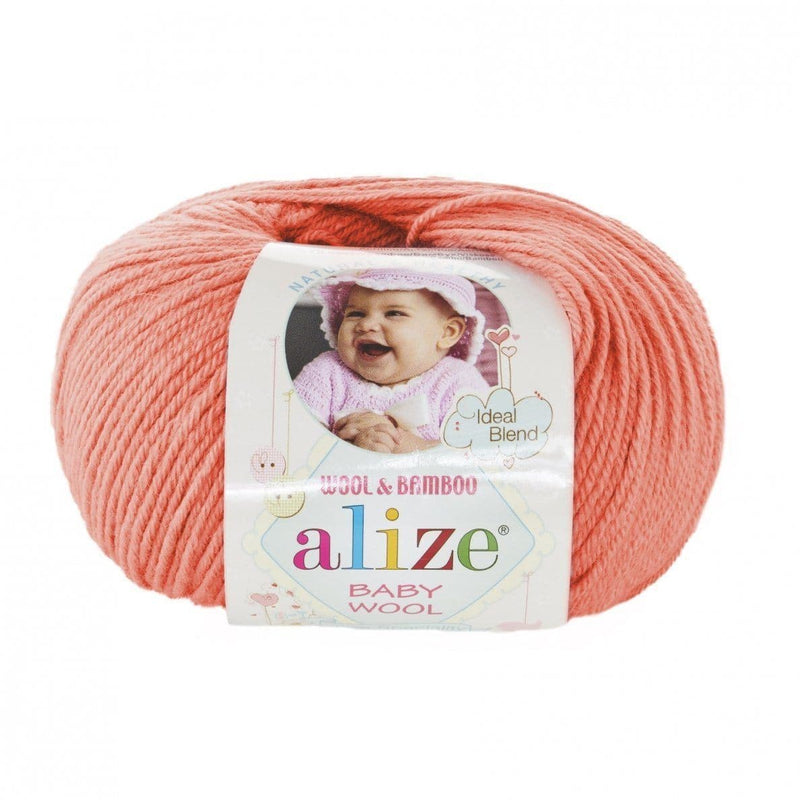 Alize Baby Wool Alize Baby Wool / Coral (619)
