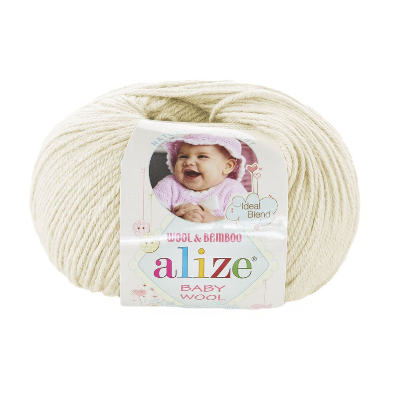 Alize Baby Wool Alize Baby Wool / Cream (01)