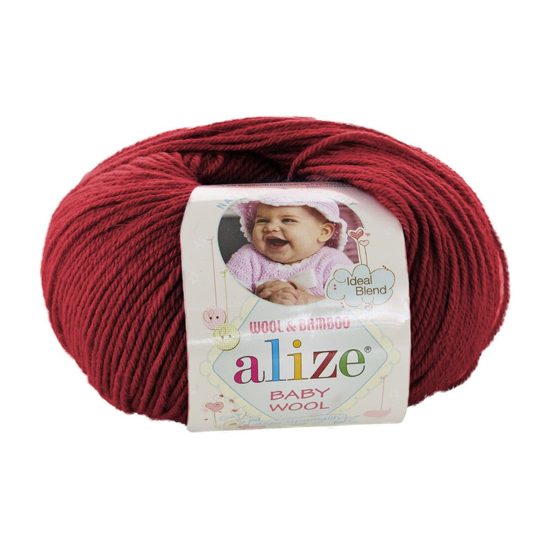 Alize Baby Wool Alize Baby Wool / Crimson (106)