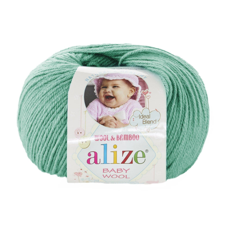 Alize Baby Wool Alize Baby Wool / Emerald (610)