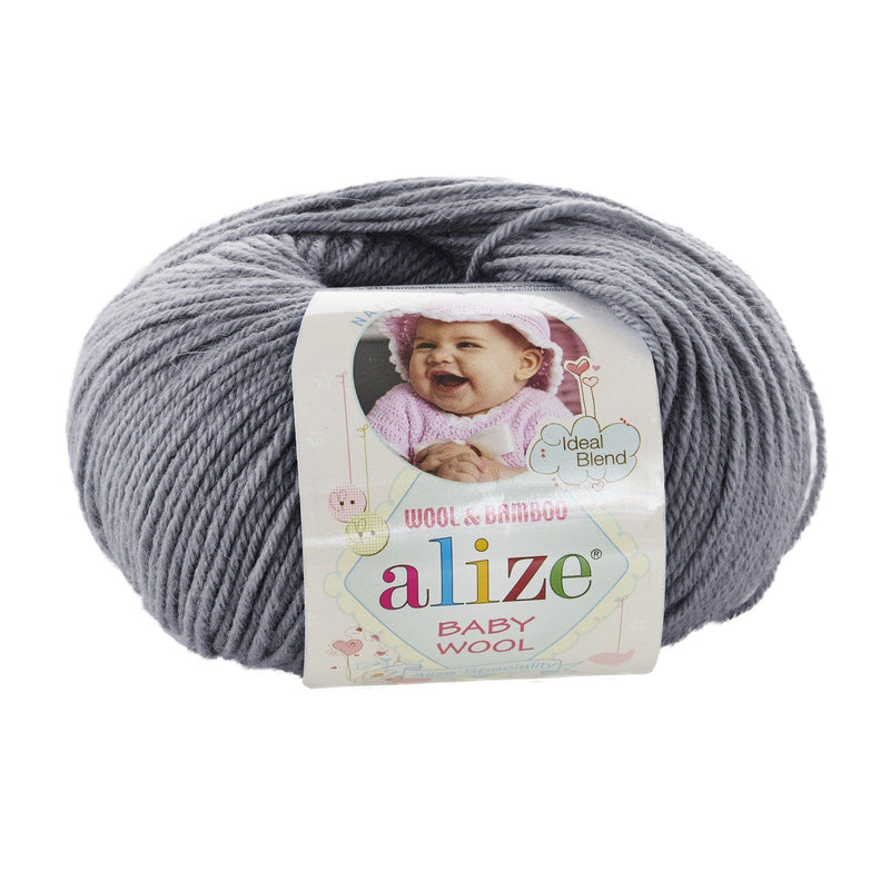 Alize Baby Wool Alize Baby Wool / Grey (119)