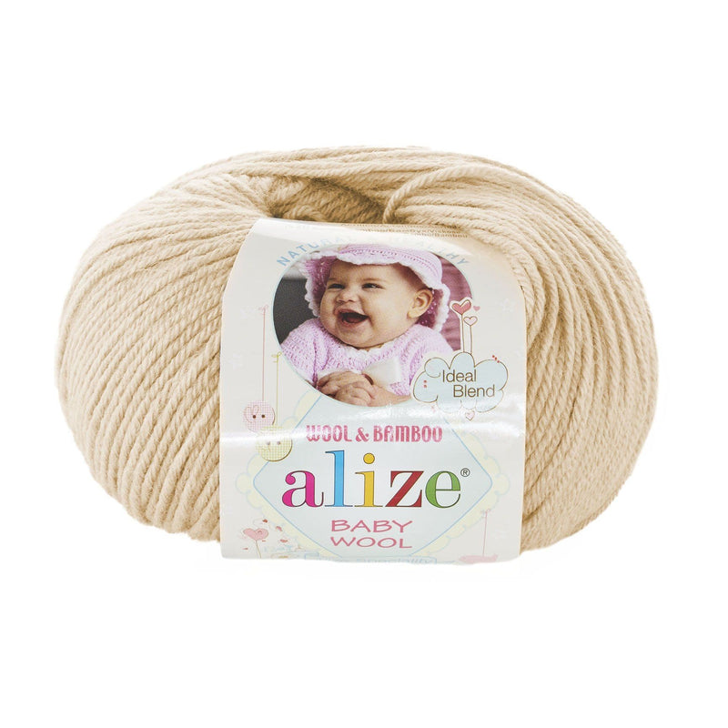 Alize Baby Wool Alize Baby Wool / Miel (310)