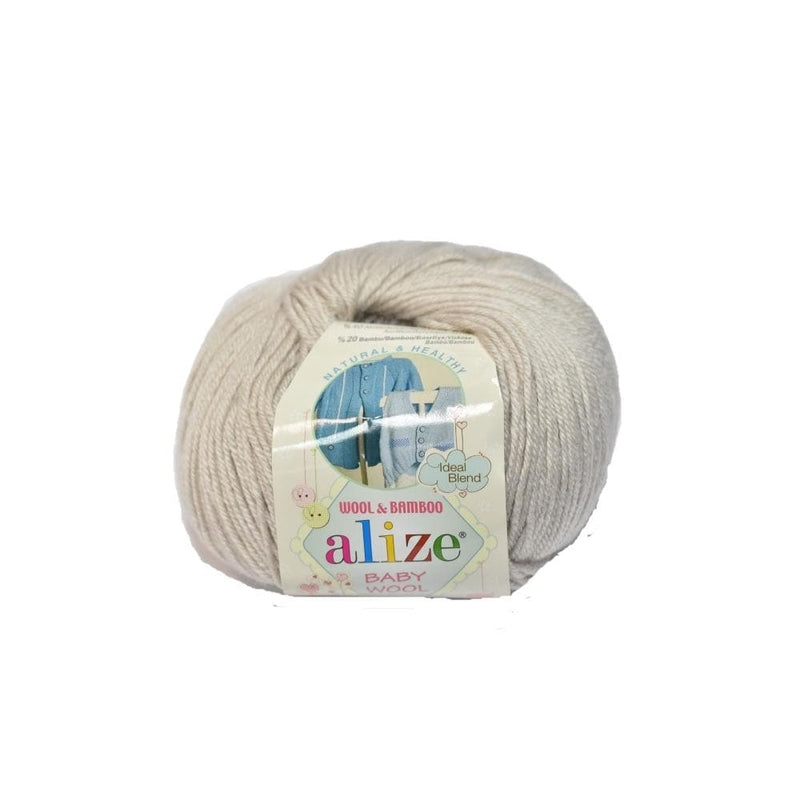 Alize Baby Wool Alize Baby Wool / Ivory (599)
