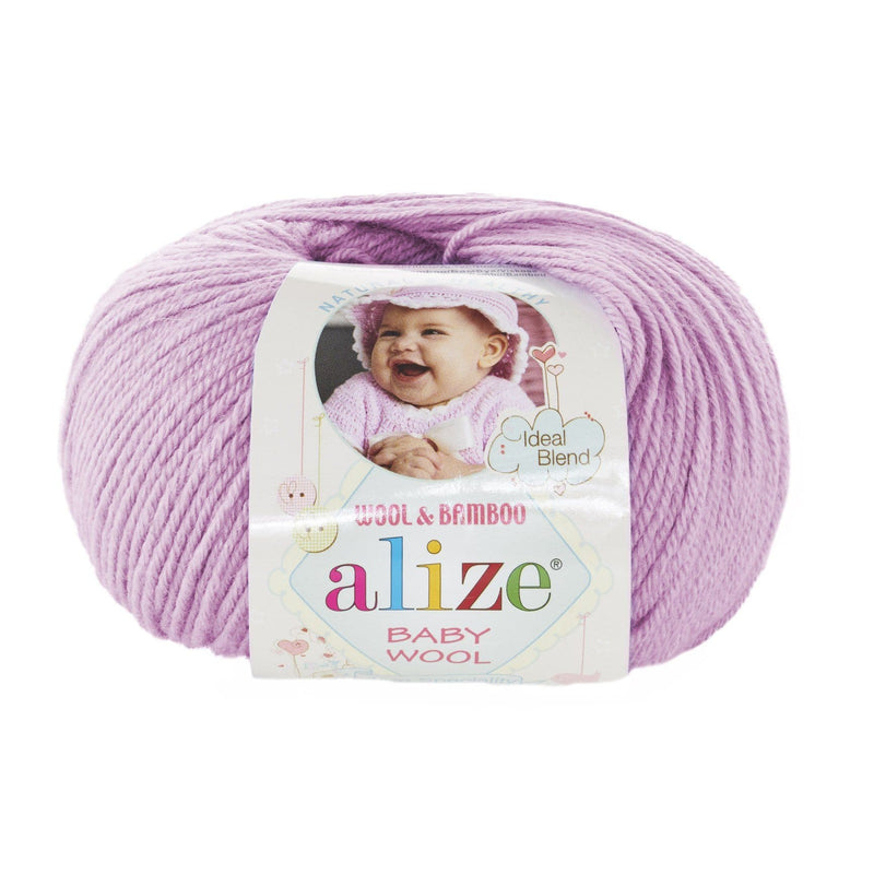 Alize Baby Wool Alize Baby Wool / Judas Tree (672)