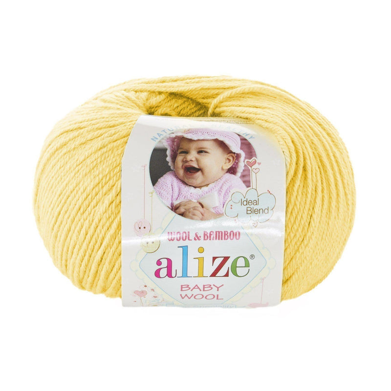 Alize Baby Wool Alize Baby Lana / Limón (187)