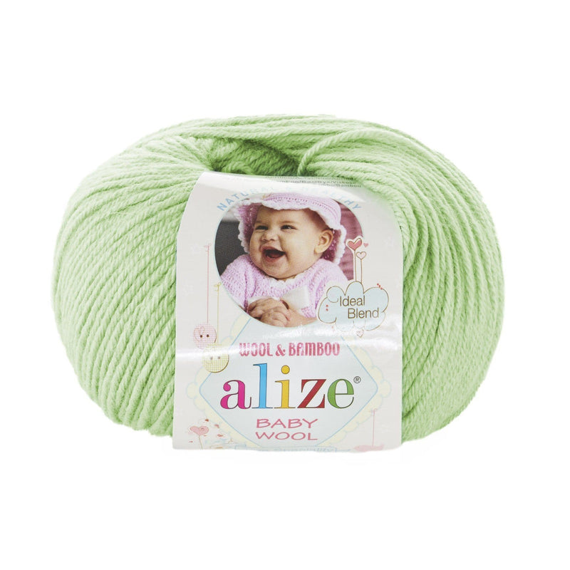 Alize Baby Wool Alize Baby Wool / Verde claro (41)