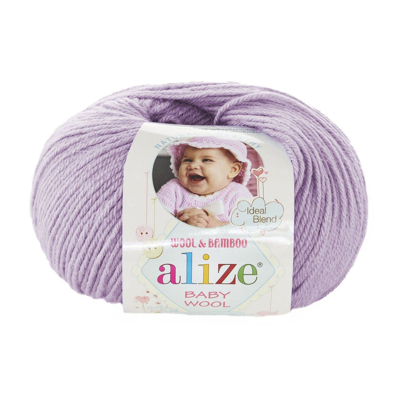 Alize Baby Wool Alize Baby Wool / Lilac (146)